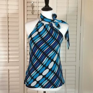 Express Designs Fitted  Top Size S